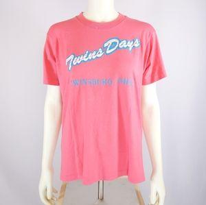 80s Twins Days tshirt